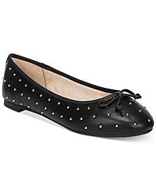 Christie Studded Ballerina Flats