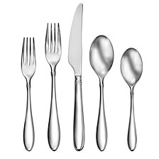 Arlo 20-PC Flatware Set, Service for 4