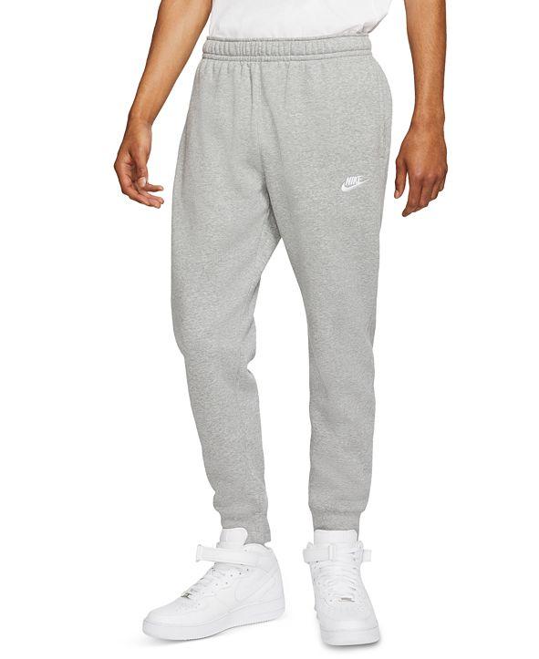 Nike Men's Club Fleece Joggers