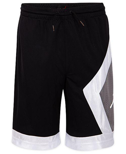 Jordan Big Boys Blocked Diamond Shorts