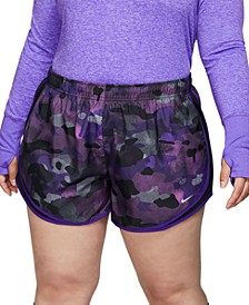 Plus Size Tempo Dri-FIT Running Shorts