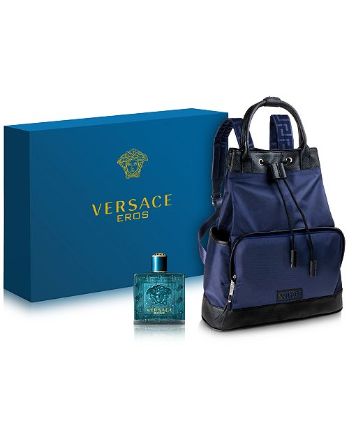 Versace Men's 2-Pc. Eros Eau de Toilette Gift Set
