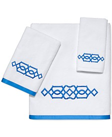 Avanti Geo Bath Towel Collection