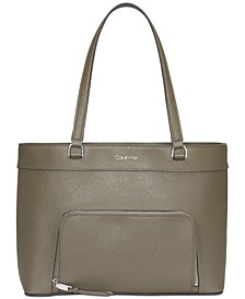 Louise Leather Tote