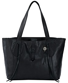 Heritage Leather Tote