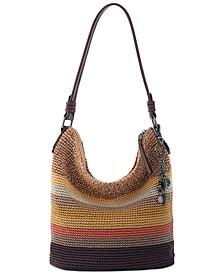 Sequoia Crochet Hobo