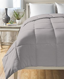Cheer Collection All Season Down Alternative Hypoallergenic Twin Comforter