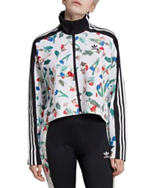 adidas Originals Bellista Cropped Track Jacket