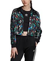 Adidas Firebird BlackMetallic Gold Track Jacket