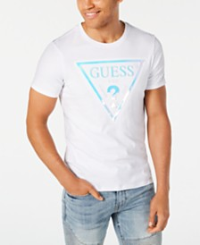 GUESS Men's Hologram Logo T-Shirt