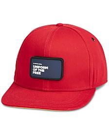 G-STAR RAW Men's Data Snapback Logo Baseball Cap