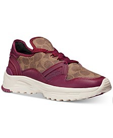 COACH C150 Runner Sneakers