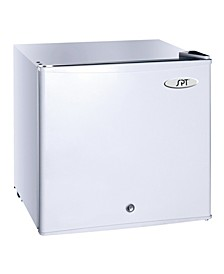 SPT 1.1 Cubic feet Upright Freezer with Energy Star - White