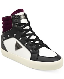 GUESS Porcia High-Top Sneakers