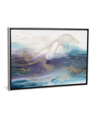 """Harmony Beach by Blakely Bering Gallery-Wrapped Canvas Print - 26"""" x 40"""" x 0.75"""""""