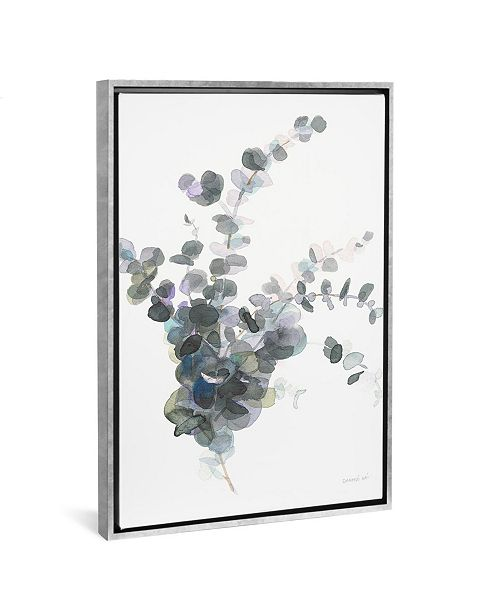 "iCanvas Scented Sprig Ii by Danhui Nai Gallery-Wrapped Canvas Print - 40"" x 26"" x 0.75"""