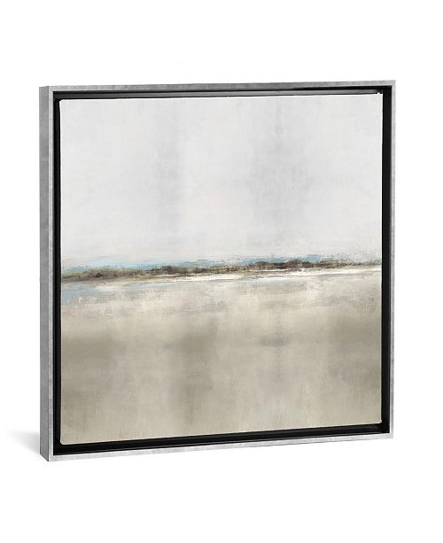 "iCanvas Whisper Ii by Rachel Springer Gallery-Wrapped Canvas Print - 37"" x 37"" x 0.75"""