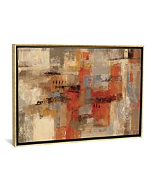City Wall by Silvia Vassileva Gallery-Wrapped Canvas Print Collection