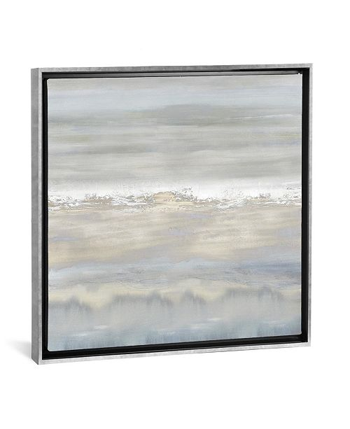 """iCanvas Close to The Edge by Rachel Springer Gallery-Wrapped Canvas Print - 18"""" x 18"""" x 0.75"""""""