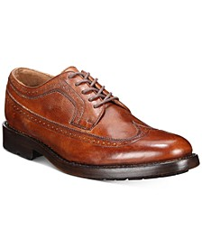 Men's Bowery Wingtip Oxfords