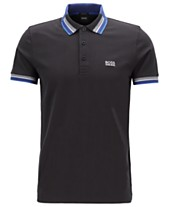 5f5b06436 BOSS Men's Paddy Piqué Cotton Polo Shirt