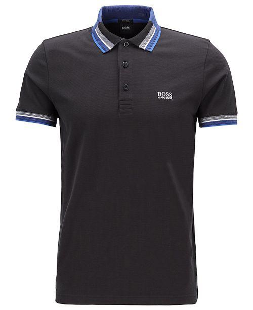 Hugo Boss BOSS Men's Paddy Piqué Cotton Polo Shirt