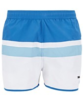 d7ce4ad596 BOSS Men's Moonfish Vintage-Inspired Swim Shorts. Quickview. 2 colors