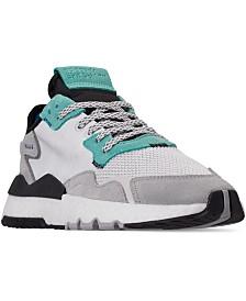 adidas Originals Men's Nite Jogger Running Sneakers from Finish Line