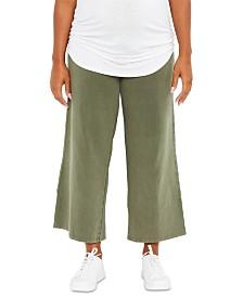 Motherhood Maternity Cropped Pants