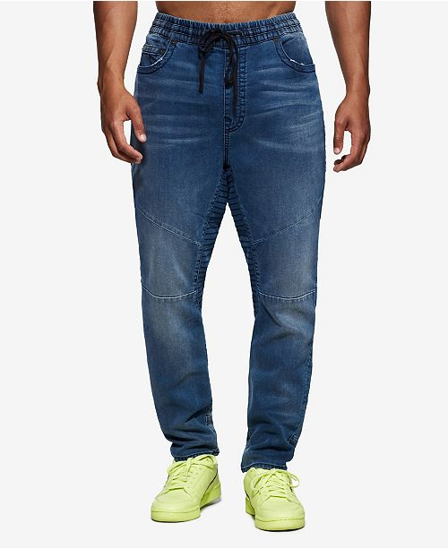 True Religion Men's Marco No Flap Runner