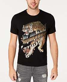 Men's Tiger Graphic T-Shirt