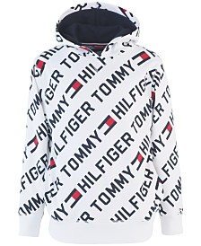 Tommy Hilfiger Toddler Boys Jayden Fleece Logo Hoodie