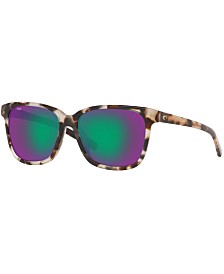 Costa Del Mar Polarized Sunglasses, CDM MAY 57