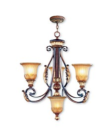 Villa Verona 4-Light Chandelier