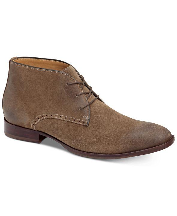 Johnston & Murphy McClain Chukka Boots
