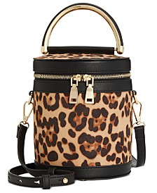 I.N.C. Kaiah Drum Crossbody, Created for Macy's