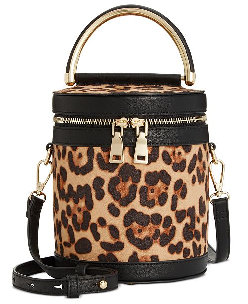 INC International Concepts I.N.C. Kaiah Drum Crossbody, Created for Macy's
