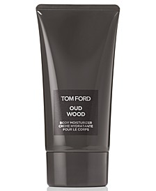 Oud Wood Moisturizer, 5-oz.