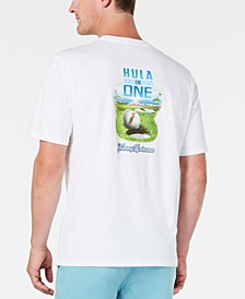 Men's Hula In One Logo Graphic T-Shirt