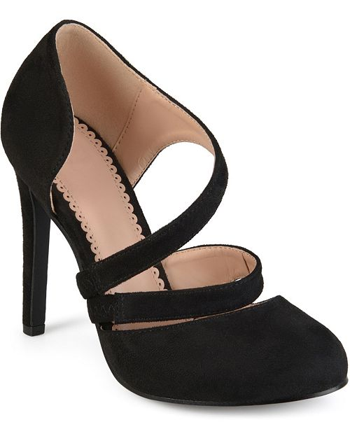 Journee Collection Women's Zeera Heels