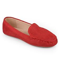 Journee Collection Women's Comfort Halsey Loafers
