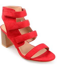 Journee Collection Women's Perkin Sandals