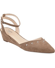 Journee Collection Women's Aticus Wedges
