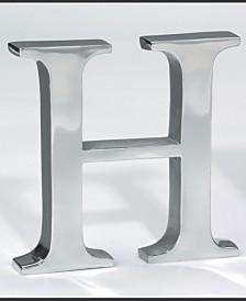 """St. Croix KINDWER 6"""" Aluminum Letter H"""