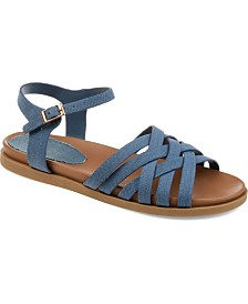 Journee Collection Women's Kimmie Sandals