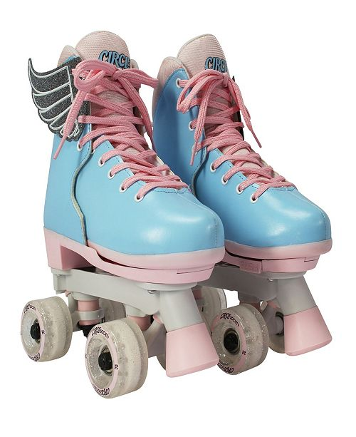"Circle Society Adjustable ""Cotton Candy"" Skate"