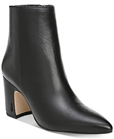 Hilty Ankle Booties