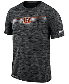 f40281b8 Nike Men's Cincinnati Bengals Sideline Legend Line of Scrimmage T ...