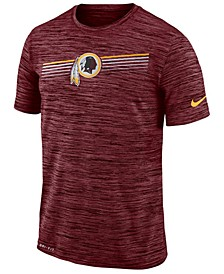 Men's Washington Redskins Legend Velocity T-Shirt