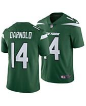 e981ad546 Nike Men's Sam Darnold New York Jets Vapor Untouchable Limited Jersey